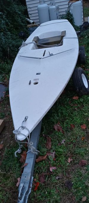 Minifish Sailboat. Or trailer For Sale $350 Ea. for Sale in Fredericksburg, VA