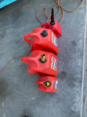 Gas cans for Sale in Abilene, TX