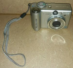 Canon PowerShot A95 5.0MP Digital Camera - Silver for Sale in Dade City, FL