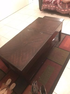 Coffee Table for Sale in Citra, FL