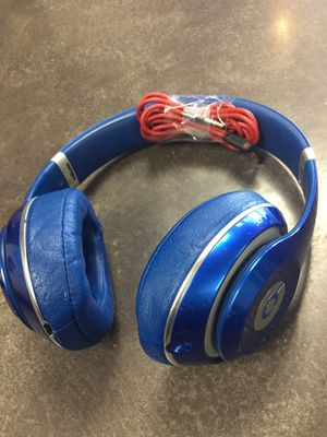 Dre Beats Studio Headphones - With AUX Cord Included for Sale in Whittier, CA