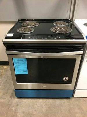 NEW! Whirlpool Stainless Steel Electric Coil Top Range!! for Sale in Gilbert, AZ