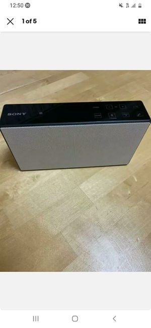 Sony Personal Audio Speaker srs-x55 for Sale in San Diego, CA