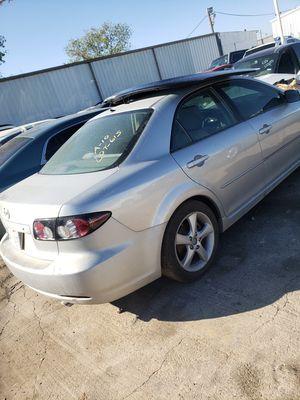 Mazda 6 mazda6 part out for Sale in Dallas, TX