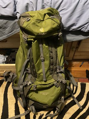 Deuter Expedition Pack (85L) for Sale in San Diego, CA