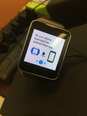 Samsung gear live smart watch for Sale in Washington, DC
