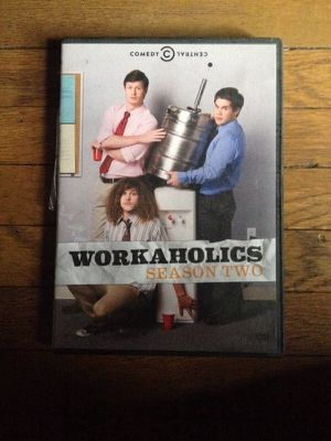 DVD workaholics season two for Sale in Detroit, MI