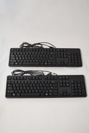 Dell Keyboard 2 for computer/ desktops for Sale in Austin, TX