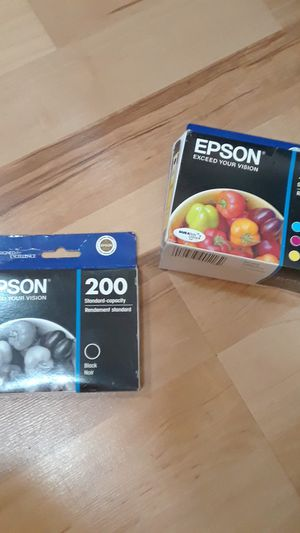 Epson ink for Sale in Grovetown, GA