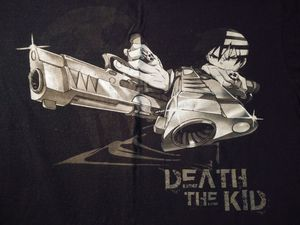 Soul Eater/ Death the Kid T-Shirt // Anime for Sale in Riverside, CA