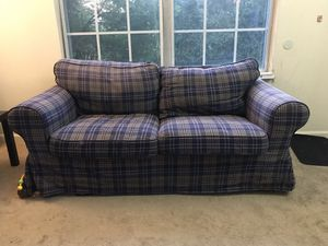 IKEA 3+2 sofa and love seat for Sale in Manchester, CT