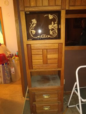 Bedroom bookshelf headboard set for Sale in Morris, IL
