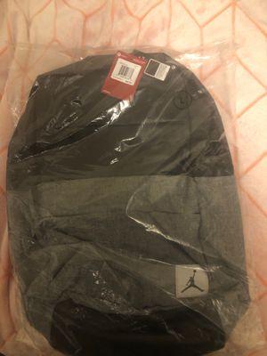 Jordan blk/gry backpack for Sale in Los Angeles, CA
