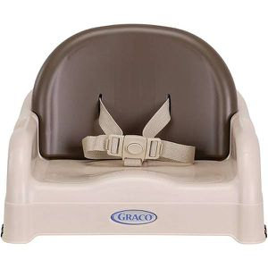 Graco Blossom Toddler Adjustable Booster Seat, Grey - MINT COND in original box for Sale in Oswego, IL