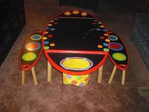 ALEX Toys Artist Studio Super Art Table with Paper Roll  46016 for Sale in Fountain Valley, CA