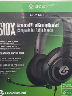 LS10X Xbox Headset - DISCOUNT for Sale in Seattle,  WA