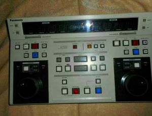 $100 - Panasonic Video Editing Controller Like new for Sale in Glendale, AZ