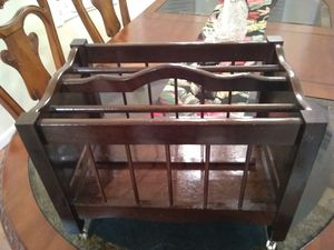 Two matching magazine racks! for Sale in Vancouver, WA