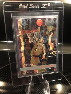 **1997-98 Topps Chrome Kobe Bryant Basketball Card #171**Lakers Jersey 8 Collectible Memorabilia**MINT**Send for PSA Beckett BGS Graded 9 or 10**$69 for Sale in Carlsbad, CA