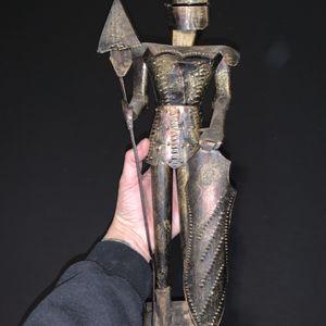 Knight Metal Statue for Sale in Nashville, TN