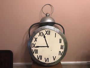 Antique Magicians Clock Stage Prop for Sale in Pompano Beach, FL