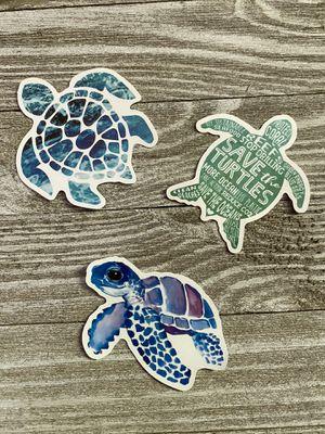 Turtle decal bundle for Sale in Lynchburg, VA