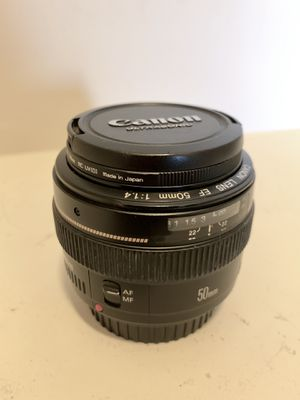 Canon 50mm AF lense for Sale in Atlanta, GA