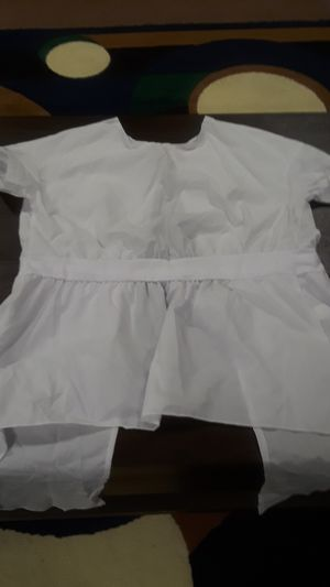 White summer top for Sale in Temple Hills, MD