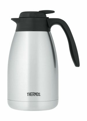 Genuine Thermos 51 Ounce , 1.5L Vacuum Insulated Stainless Steel Carafe for Sale in Las Vegas, NV