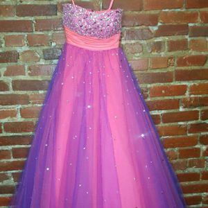 Pink Gown/DRESS size 2 for Sale in Wilmington, DE