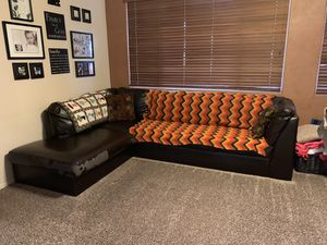 L Shaped Couch- Super Comfy! for Sale in Queen Creek, AZ
