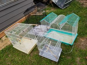 Used bird cages for Sale in Sanford, NC