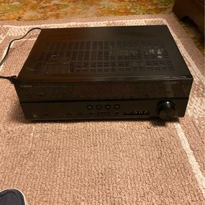Yamaha HTR-4064 With Remote for Sale in Chula Vista, CA