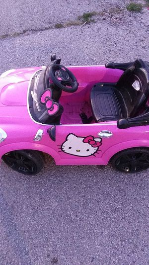 Today only $10 Hello Kitty mini car for Sale in Chicago, IL