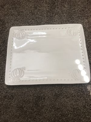 Pumpkin Serving Tray for Sale in Ontario, CA