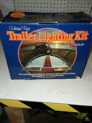 Trailer lighting kit. for Sale in Clarence, NY