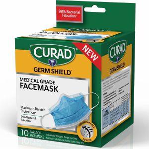 Curad Medical Grade Facemasks 10 pack for Sale in Henderson, NV