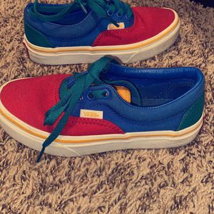 Toldder Vans Shoes Size 13 for Sale in Oklahoma City, OK