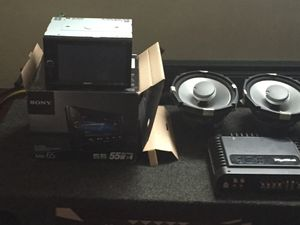 Car audio for Sale in Pittsburgh, PA