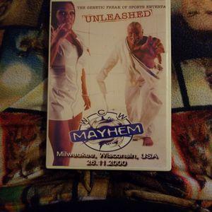 Wcw Mayhem 2000/w Preshow for Sale in Chicago, IL