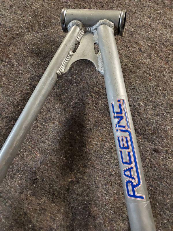 79 race inc. Old school bmx bike