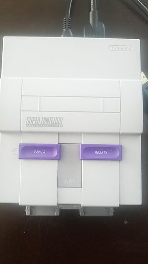 Super Nintendo for Sale in Coronado, CA