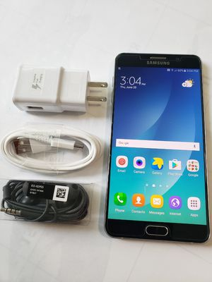 Samsung Galaxy Note 5 , Unlocked for All Company Carrier, Excellent Condition like New . for Sale in Springfield, VA