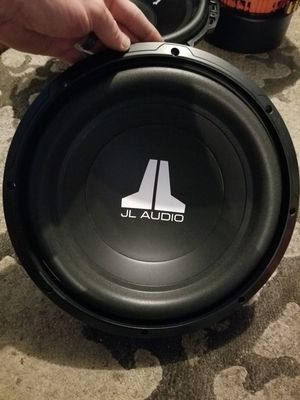 JL 12 Subwoofer for Sale in White Hall, WV