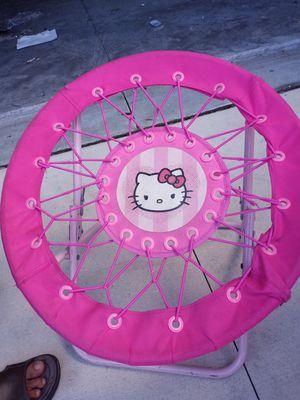 Hello kitty bungie seat for Sale in Sun City Center, FL