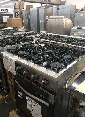 Warehouse full discounted high end appliances for Sale in Los Angeles, CA