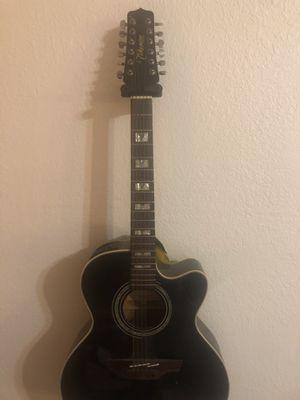 Takamine Electric acoustic 12 string for Sale in Broken Arrow, OK