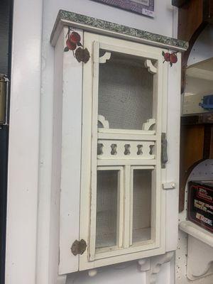 Hanging shelf/cabinet for Sale in Sandy Hook, VA