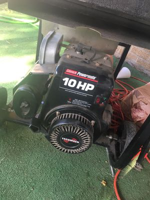Coleman 10 hp 5000 watt generator for Sale in Wichita, KS