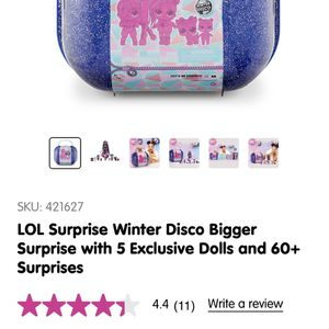 Winter Disco Lol Omg Big Surprise for Sale in Oswego, IL